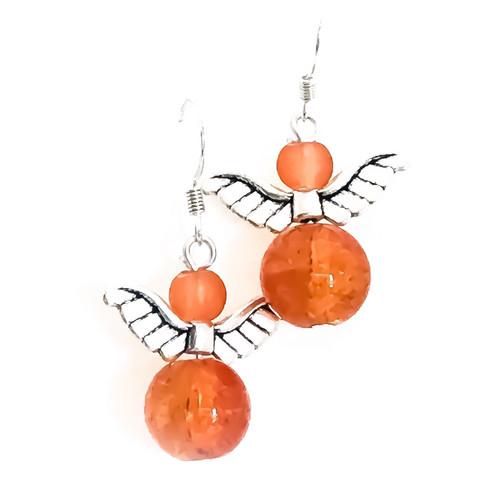 pienet siivekkäät oranssi