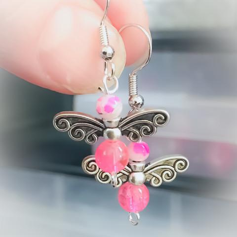 ruusukärpäset pinkki