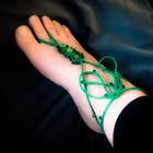 vihreät helmet