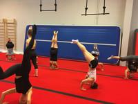 Lattia-akrobatian alkeet Kamppi 22.3.-31.5.2021
