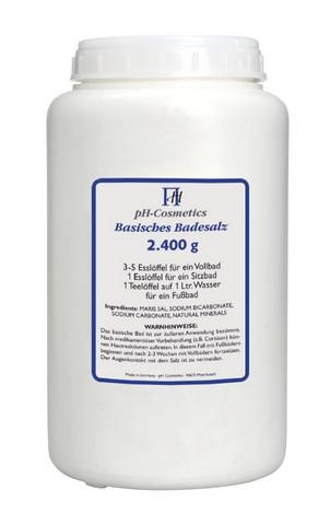 pH-kylpysuola 2400 g