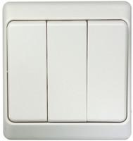 Pinta-asennettava 1+1+1-kytkin, Schneider Electric