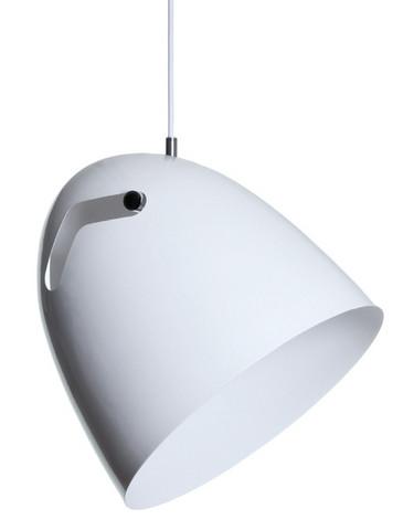 Pablo-25 riippuvalaisin, valkoinen