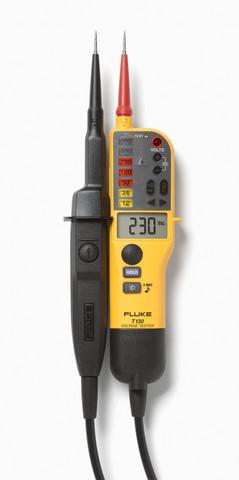 Fluke T130 jännitetesteri LCD