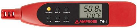 Amprobe TH-1  lämpötilamittari / ilmankosteusmittari