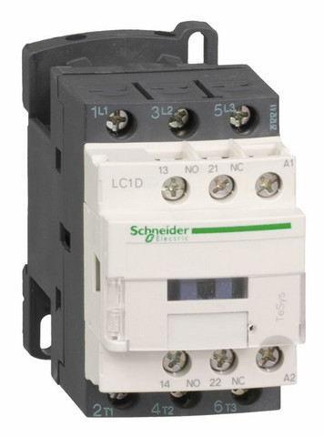 Kontaktori TeSys - LC1D09F7 - Schneider Electric