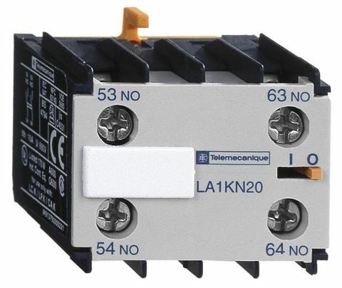 Apukosketinlohko TeSys - LA1KN20 - Schneider Electric