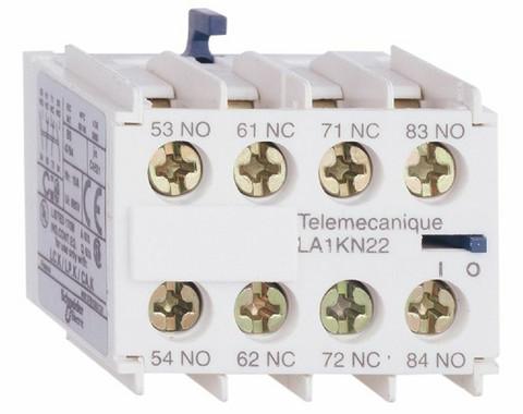 Apukosketinlohko TeSys - LA1KN22 - Schneider Electric