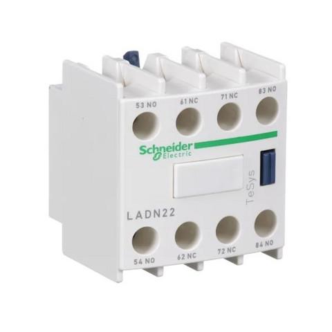Apukosketin TeSys - LADN22 - Schneider Electric