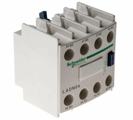 Apukosketin TeSys - LADN04 - Schneider Electric