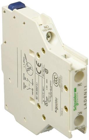 Apukosketin TeSys - LAD8N11 - Schneider Electric