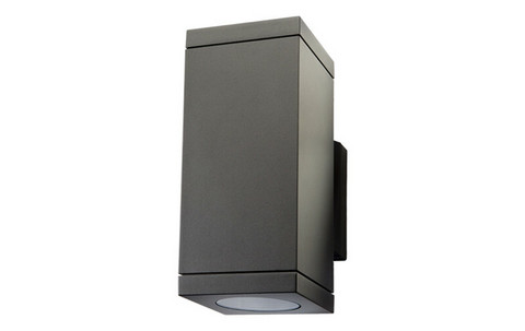 Seinävalaisin ulko - Echo S 2x4,5W 27K GR - SG