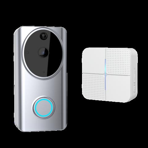 WOOX WiFi video-ovikello
