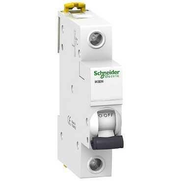 Johdonsuojakatkaisija 1x25A/C/6kA - Schneider Electric