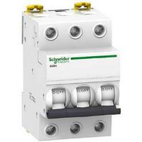Johdonsuojakatkaisija 3x16A/C/6kA - Schneider Electric
