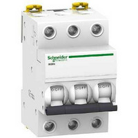 Johdonsuojakatkaisija 3x25A/C/6kA - Schneider Electric