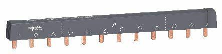 Virtakisko 3P 100A 12 napaa - Schneider Electric