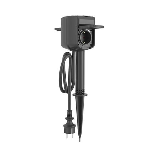 Älypistorasia - WiFi 2os IP44 230VAC 16A 3680W - WOOX