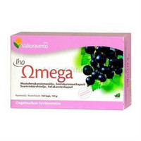 Iho-Omega 150kaps, Valioravinto