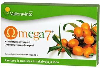 Omega 7, 150 kaps, Valioravinto