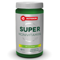 Super monivitamiini, Bioteekki