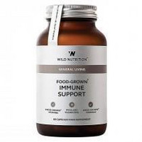 Immune Support 60 kaps, Wild Nutrition