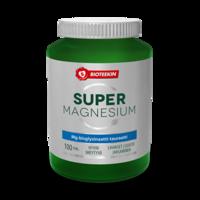 Super Mg, 90 tbl, Bioteekki