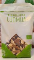 Luksus pähkinäsekoitus 250g, Organic Health