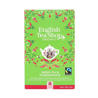 Vihreä tee granaattiomena, English Tea Shop