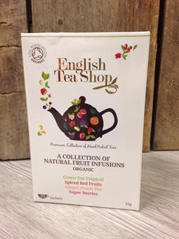 Natural collection, English Tea Shop