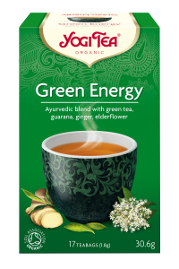 Yogi tea, Green energy