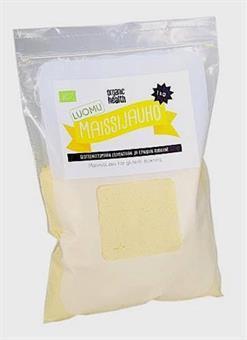 Maissijauho 1kg, Organic Health