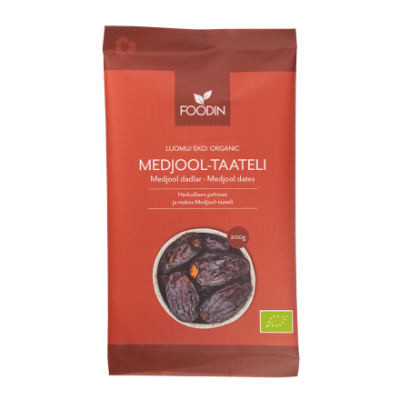 Medjool 200g, Foodin