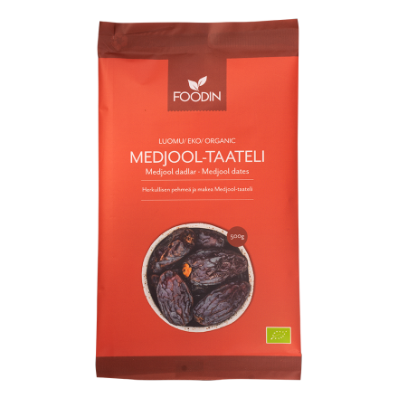 Medjool 500g, Foodin