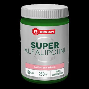 Alfalipoiinihappo vahva 120tabl, Bioteekki