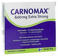 Carnomax 600mg, Hankintatukku