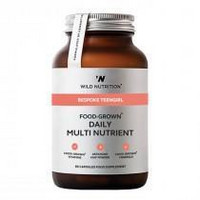 Daily multinutrient Teengirl, Wild Nutrition
