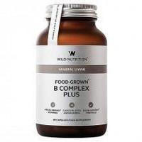B-complex 60kaps, Wild Nutrition