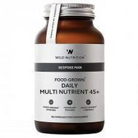 Multinutrient men 45+ 90kaps, Wild Nutrition