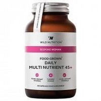 Multinutrient woman 45+ 90kaps, Wild Nutrition