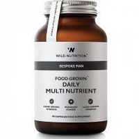 Multinutrient man 90kaps, Wild Nutrition