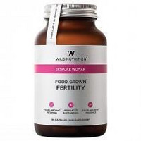Fertility woman 90kaps, Wild Nutrition