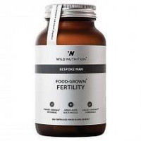 Fertility man 90kaps, Wild Nutrition