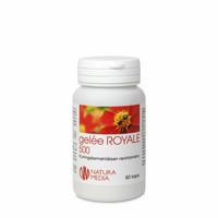Gelee royale 500, Natura Media