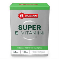 Super E-vitamiini, Bioteekki