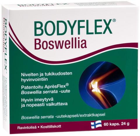 Bodyflex Boswellia, Hankintatukku