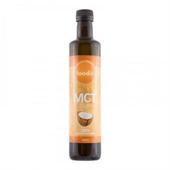 MCT-öljy 500ml, Foodin