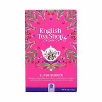 Super berries, English Tea Shop