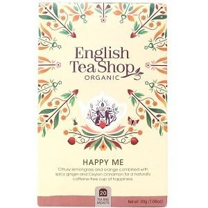 Happy me, English Tea Shop
