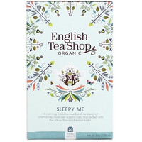 Sleepy me, English Tea Shop